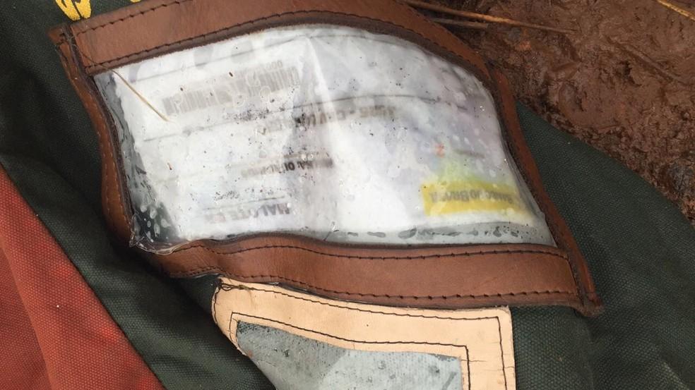 Malote de banco foi encontrado com criminosos em Alvorada do Sul (Foto: Polícia Federal/Divulgação)