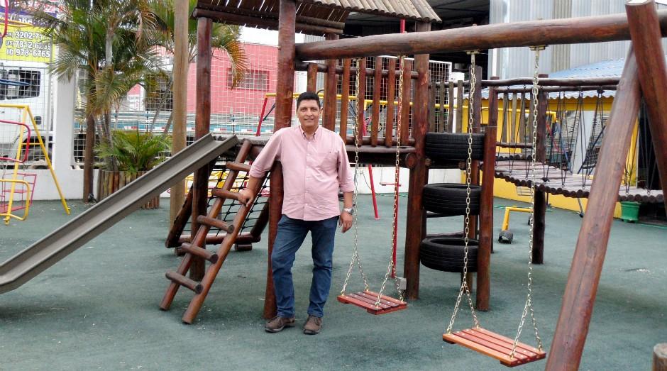 Edinaldo Ribeiro, fundador da Playground Panorama (Foto: Divulgação)
