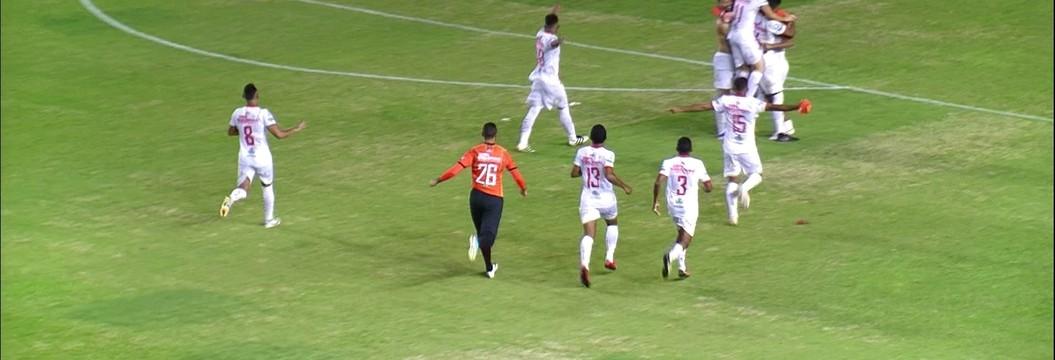Sport x Ferroviário - Copa do Brasil 2018 - globoesporte.com 177bc61838517
