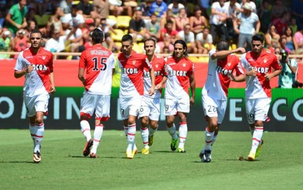 Monaco x Lorient (Foto: Site Oficial do Monaco)