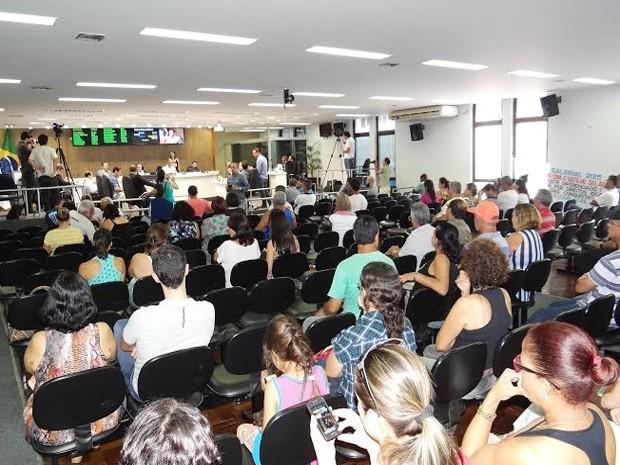 Divinópolis, aprovação, salário, política salarial. reunião (Foto: Sintram/Divulgação)