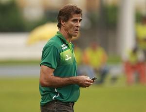 Charles Guerreiro, técnico do Paragominas (Foto: Tarso Sarraf/O Liberal)