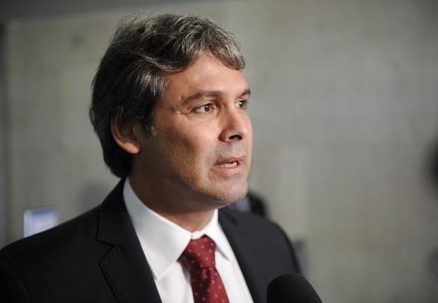 O senador do PT Lindbergh Farias (Foto: Jefferson Rudy/Agência Senado)