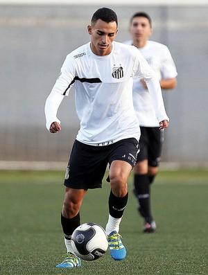 Guilherme Nunes - Santos (Foto: Pedro Ernesto Guerra Azevedo/Santos FC)