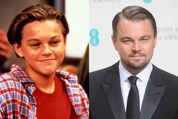 Leonardo DiCaprio começou a fazer pontas em séries durante sua adolescência, no início dos anos 90. Ele chamou a atenção do público em 'O Despertar de Um Homem', em 1993 e desde então fez vários filmes de sucesso, como 'Romeu + Julieta', 'Prenda-me se for Capaz', 'A Origem' e 'O Lobo de Wall Street'. (Foto: Getty Images)