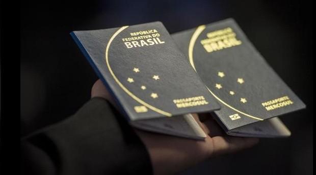 passaporte (Foto: Marcelo Camargo/Agência Brasil)
