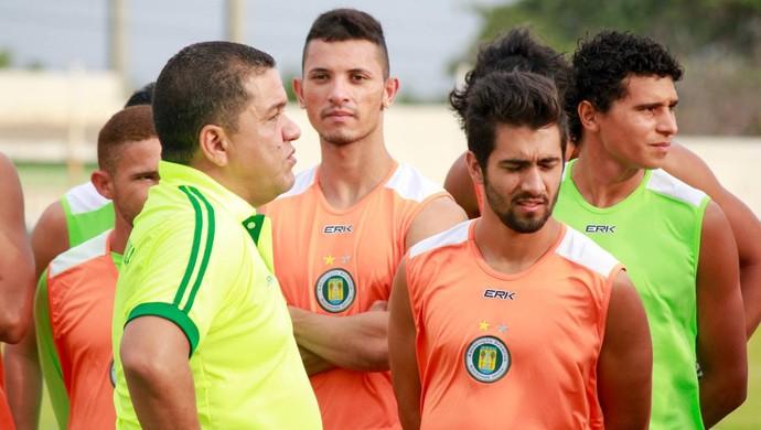 Assu Treino José Cortina (Foto: Divulgação)