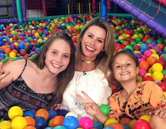 Estúdio C Carol Passos e Rafa Gomes (Foto: Divulgação/ RPC)