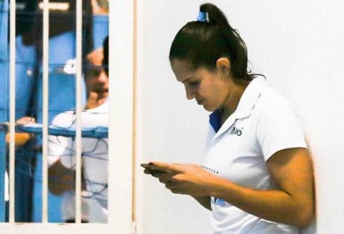 Natália é uma usuária assídua das redes sociais (Foto: Reprodução)