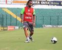 Carlos Alberto tem lesão confirmada e para por até um mês no Figueirense