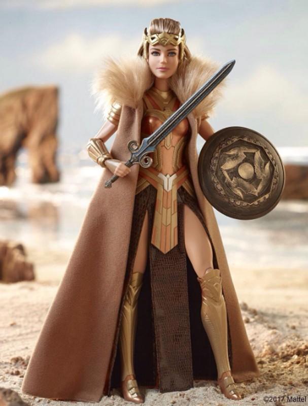 Barbie da rainha Hippolyta (Foto: Instagram/Reprodução)