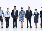Tripulação da Azul ganha novos uniformes inspirados na alta costura
