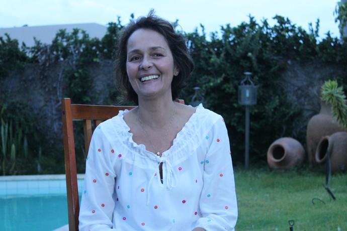 Edmara Barbosa, autora da novela Velho Chico, apostou em