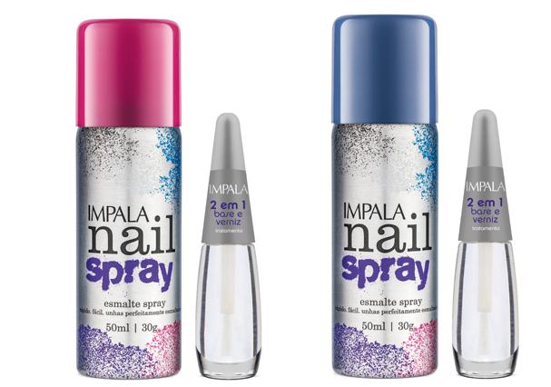 Esmalte em Spray da Impala, R$ 30 (Foto: Divulgação)