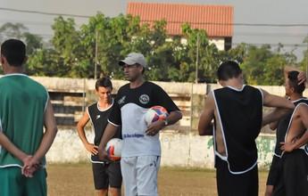 Adesg vence jogo-treino, esboça time e ainda espera por Testinha para a 2ª