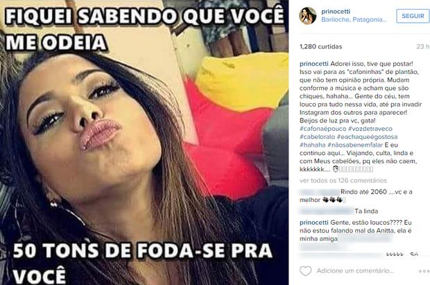 Priscila Nocetti (Foto: Reprodução / Instagram)