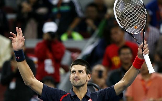 Novak Djokovic tênis ATP de Pequim (Foto: Reuters)