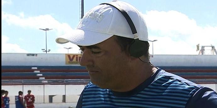 Elenilson Silva (Foto: Reprodução / TV Sergipe)