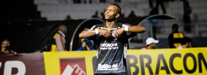 Chiquinho concorre ao gol mais bonito do Paulisto. Vote aqui! (Victor Hafner/ Ponte Preta)