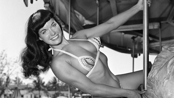 Bettie Page (Foto: Getty Images)
