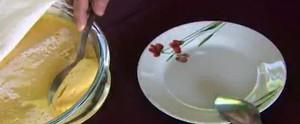 Sobremesa refrescante: aprenda a fazer um mousse de manga barato e saboroso (Reprodução/RPC)