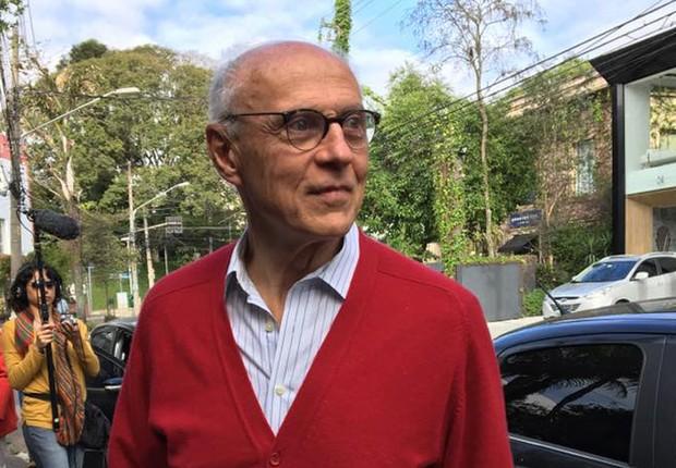Eduardo Suplicy (PT) foi o candidato a vereador mais votado em São Paulo (Foto: Reprodução/Facebook)