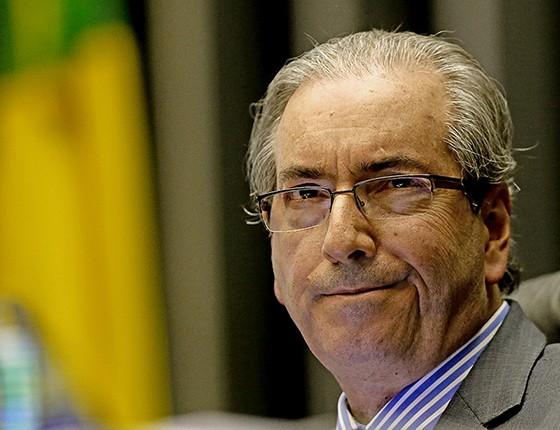Eduardo Cunha (Foto: Alan Marques/Folhapress)