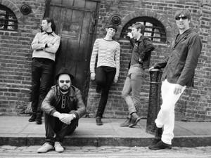 Kaiser Chiefs, banda britânica formada em Leeds, na Inglaterra (Foto: Divulgação)