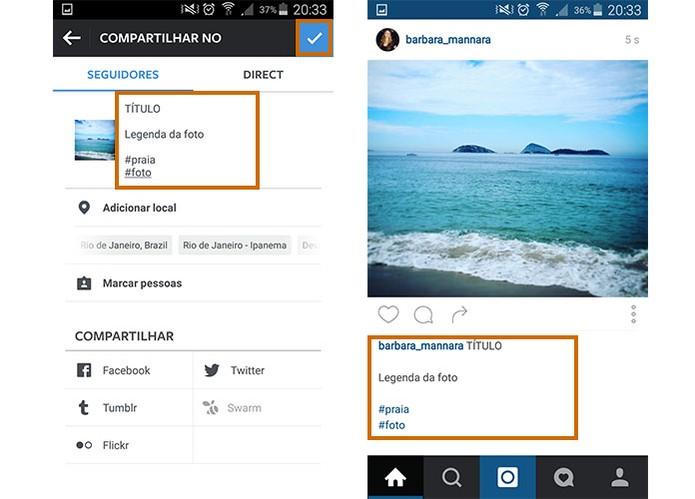 Como Escrever Pulando Linha No Instagram Saiba Editar Os Textos