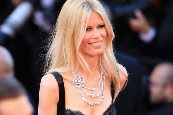 A supermodelo Claudia Schiffer diz ter recusado a proposta de um milhão de libras de um príncipe árabe se ela passasse uma noite com ele (Foto: Getty Images)
