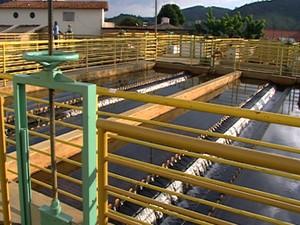 Reintegra Água Pará de Minas  (Foto: TV Integração/Reprodução)