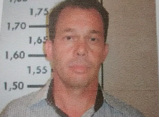 Empresário mandante do assassinato do prefeito de Elias Fausto  (Foto: Divulgação/Polícia Civil)