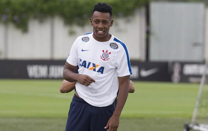 Moisés Corinthians (Foto: Daniel Augusto Jr/Agência Corinthians)
