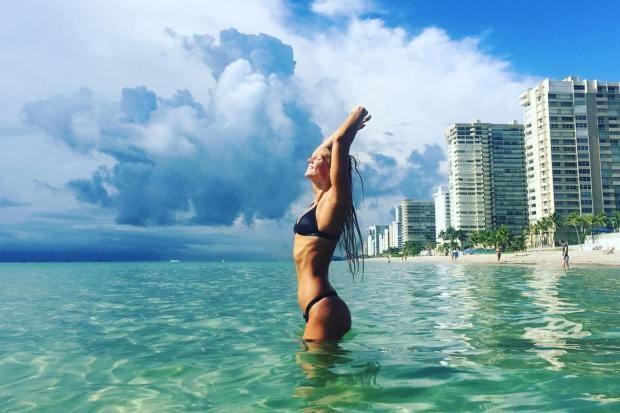Yuliya Efimova, nadadora russa (Foto: Reprodução/Instagram)
