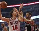 Após Derrick Rose, Pau Gasol deixa os Bulls e aceita proposta do San Antonio