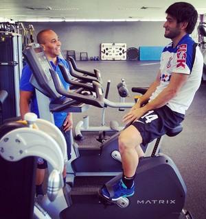 Lodeiro Corinthians (Foto: Reprodução / Instagram)