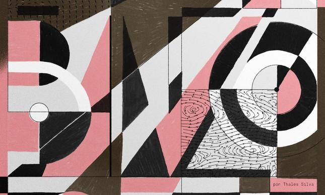 Capa de 'Banzo', novo disco do Minimalista