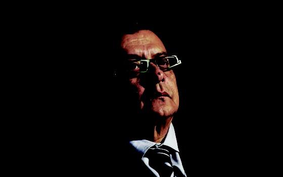 João Santana, o marqueteiro que elegeu sete presidentes. Não haverá um oitavo. (Foto:  Marcelo Justo/Folhapress)