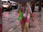 São Paulo tem agosto mais chuvoso desde 2009, segundo dados do Inmet