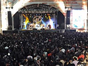 Mais de 60 mil pessoas devem participar do evento (Foto: Divulgação/Festival)