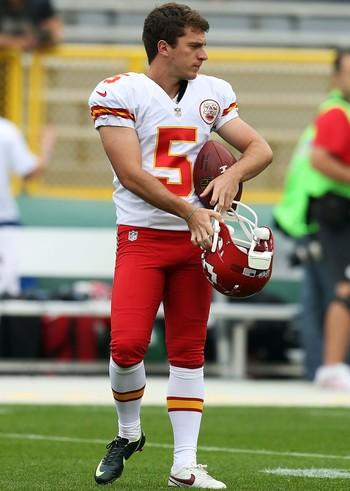 Cairo Santos Kansas City Chiefs NFL (Foto: John Konstantaras / Getty Images)