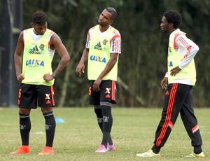 Luiz Antonio Treino Flamengo (Foto: Cezar Loureiro / Agência O Globo)