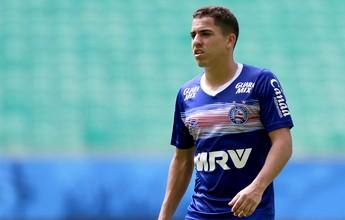Bahia não aceita devolução do Braga, e Rômulo fica sem treinar em Salvador