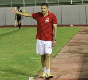 João Carlos Cavalo, treinador América-MÉX (Foto: Duaine Rodrigues)