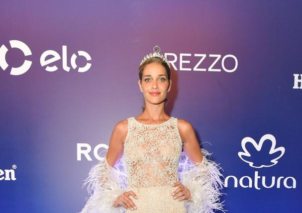 Ana Beatriz Barros (Foto: Cleiby Trevisan)
