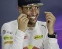 """Emocionado, Ricciardo dedica vitória a amigo Jules Bianchi: """"Essa vai para ele"""""""