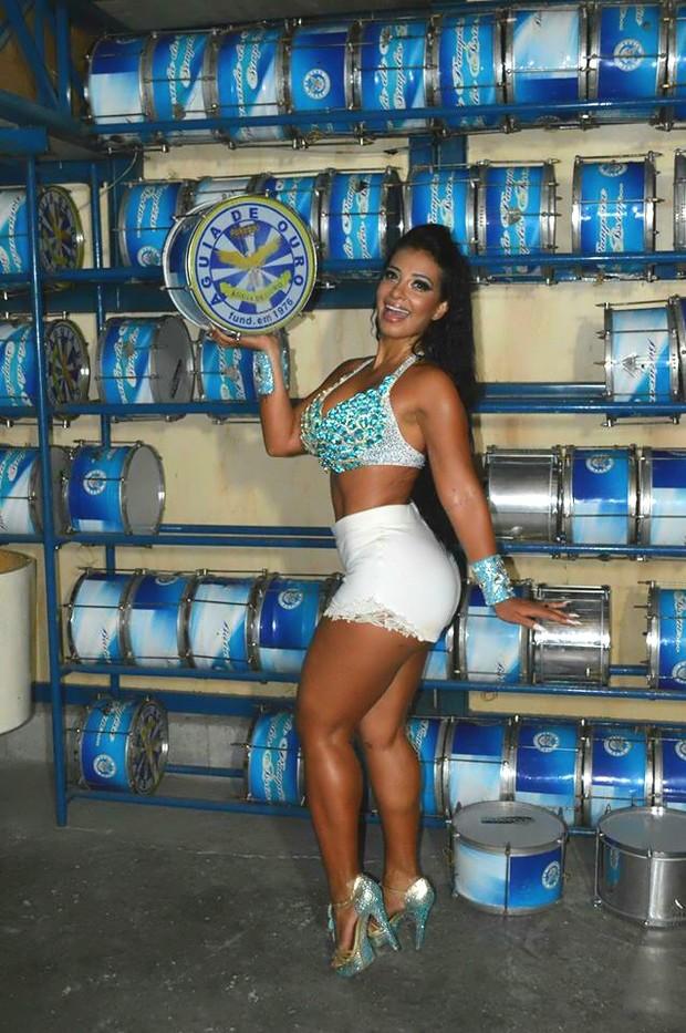 Cinthia Santos (Foto: Divulgação)