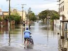 Chuva afeta mais de 130 mil pessoas em 95 municípios do RS