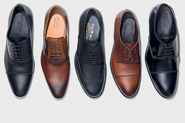 Sapatos Oxford (Foto: Murillo Mendes)