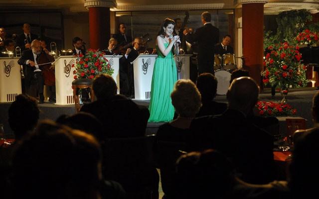 'Luz, Câmera, 50 anos' exibe o telefilme 'Maysa -Quando fala o coração'. (Foto: Renato Rocha Miranda/Globo)